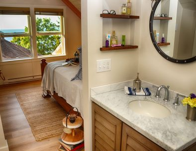 2nd Floor Ensuite Bedroom Dressing area into Bedroom