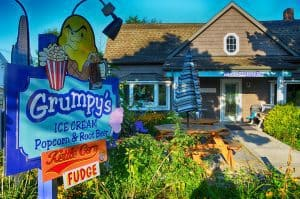 Grumpy's Egg Harbor, Door County