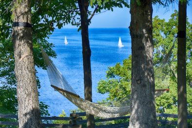 Egg Cottage Sailboat Relaxing